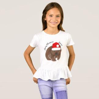 Christmas Wombat T-Shirt