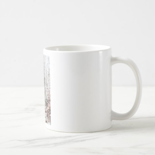 Christmas Woodland Coffee Mug