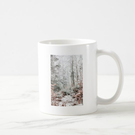 Christmas Woodland Coffee Mug