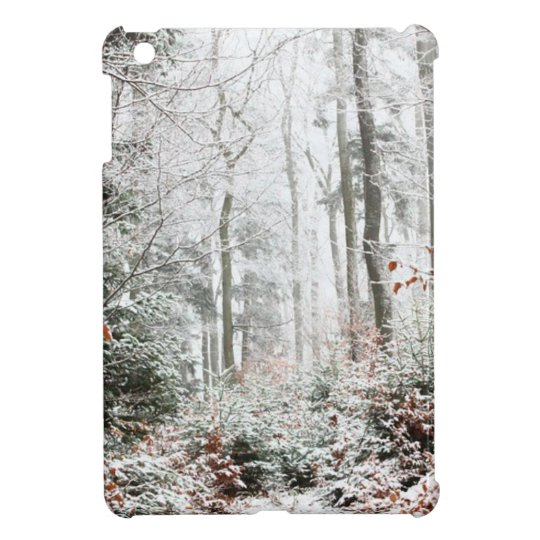 Christmas Woodland Cover For The iPad Mini