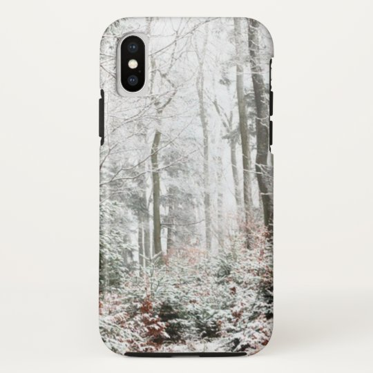 Christmas Woodland HTC Vivid / Raider 4G Case
