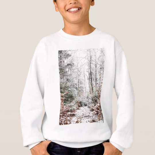 Christmas Woodland Sweatshirt