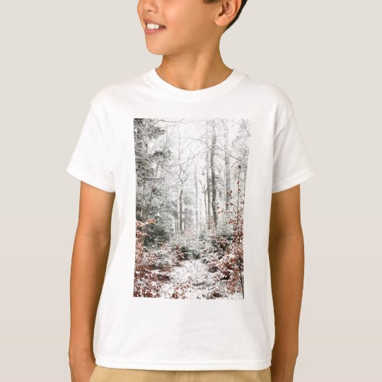 Christmas Woodland T-Shirt