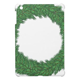 Christmas wreath case for the iPad mini