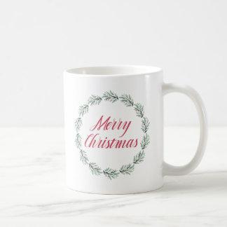 Christmas Wreath Mug
