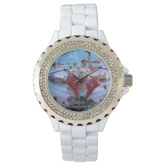 christmas wrist watches