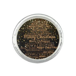 Christmas Xmas Rings