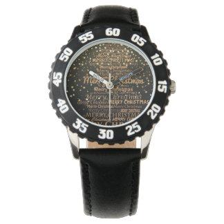 Christmas Xmas Wrist Watch