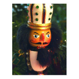 Christmas / Yule Nutcracker Soldier Post Card