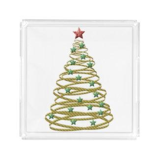 Christmas / Yule serving trey Acrylic Tray