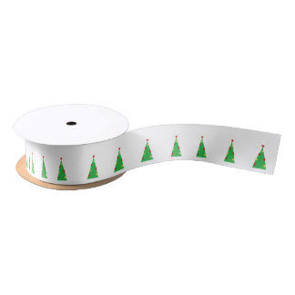 Christmassy, Oh Christmas Tree Satin Ribbon