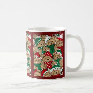 Christmast  Bears Mug