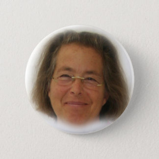 Christo on a Button