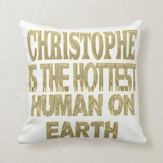 Christophe Pillow