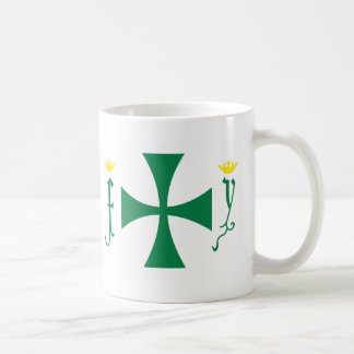 Christopher Columbus Flag Coffee Mug