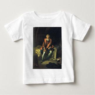 Christopher Columbus paint by Antonio de Herrera Baby T-Shirt