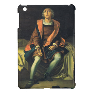 Christopher Columbus paint by Antonio de Herrera Case For The iPad Mini