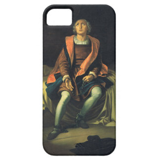 Christopher Columbus paint by Antonio de Herrera iPhone 5 Case