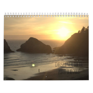 Christopher Goettl Portfolio 2009 Wall Calendars