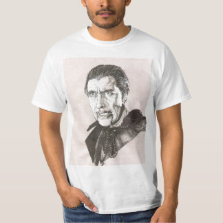 Christopher Lee Dracula T-Shirt