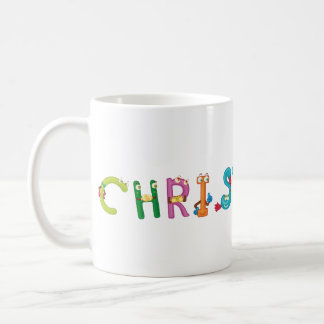 Christopher Mug