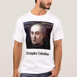 ChristopherColumbus, Christopher Columbus T-Shirt
