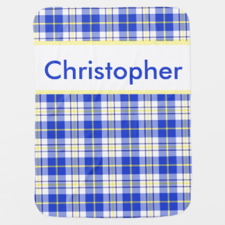 Christopher's Personalized Blanket