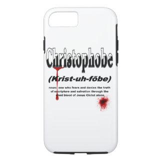 Christophobe (politically incorrect) iPhone 7 case