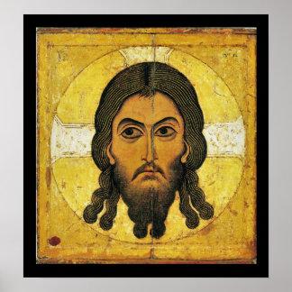 Christos Acheiropoietos Poster Print