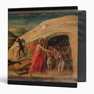 Christ's Descent into Limbo Binders
