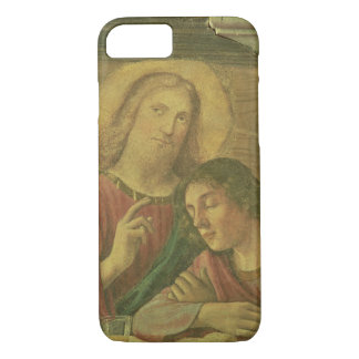 Christ's Head, from the Last Supper, 1480 (fresco) iPhone 7 Case
