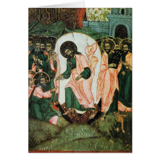 Christ's Resurrection Card