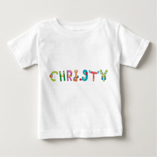 Christy Baby T-Shirt