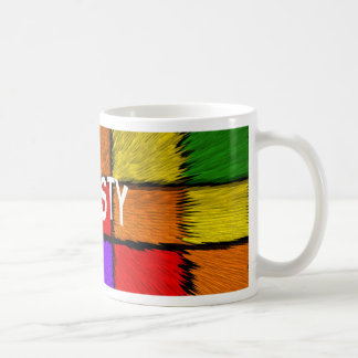 CHRISTY COFFEE MUG