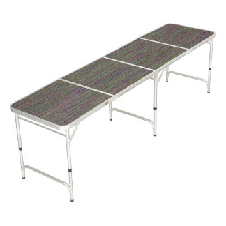 Chroma Denim Look Beer Pong Table