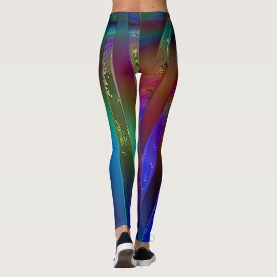 Chroma Rays Leggings