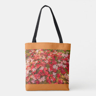 chromatic magic of the autumn  Tote Bag