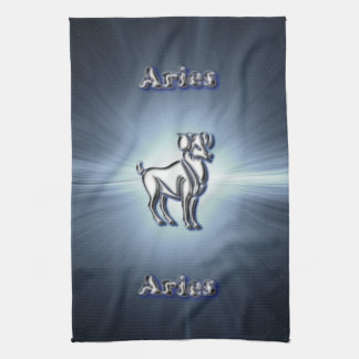 Chrome Aries Kitchen Towel
