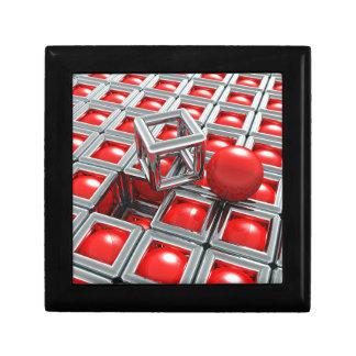 chrome balls gift box