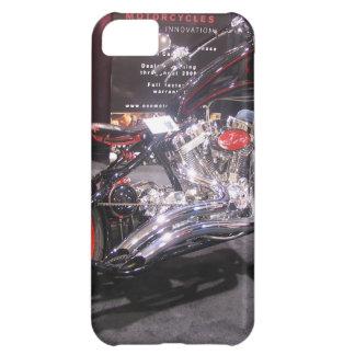 Chrome chopper iPhone 5C cover