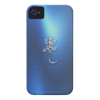Chrome Lizard iPhone 4/4S Case