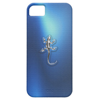 Chrome Lizard iPhone 5 Case