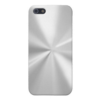Chrome Plated Illusion iPhone 5 Cover