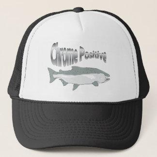 Chrome Positive Trucker Hat
