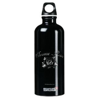 Chrome Roses Water Bottle