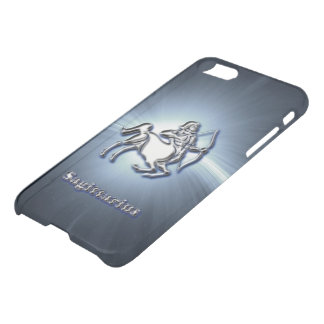 Chrome Sagittarius iPhone 8/7 Case
