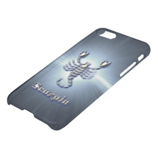 Chrome Scorpio iPhone 8/7 Case