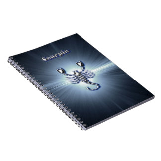 Chrome Scorpio Notebooks