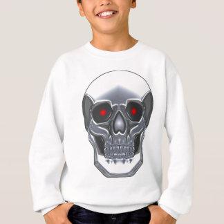 Chrome Skull Sweatshirt