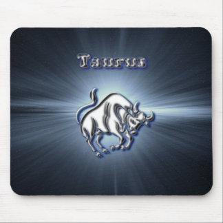 Chrome Taurus Mouse Pad